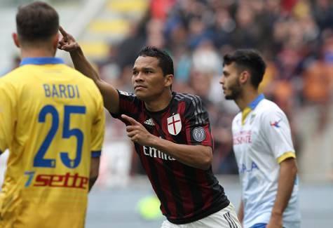 Il West Ham punta Bacca: pronti 20 milioni per il Milan
