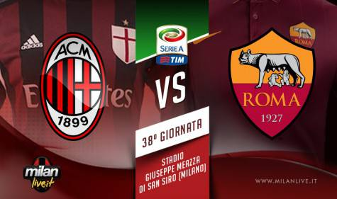 Milan roma 1 3 rossoneri umiliati niente sesto posto - Cosa si puo portare allo stadio san siro ...
