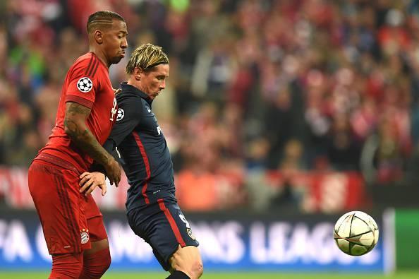Jerome Boateng Fernando Torres