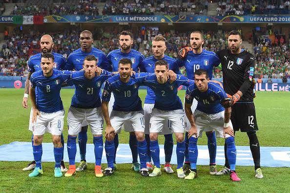 Italia Irlanda