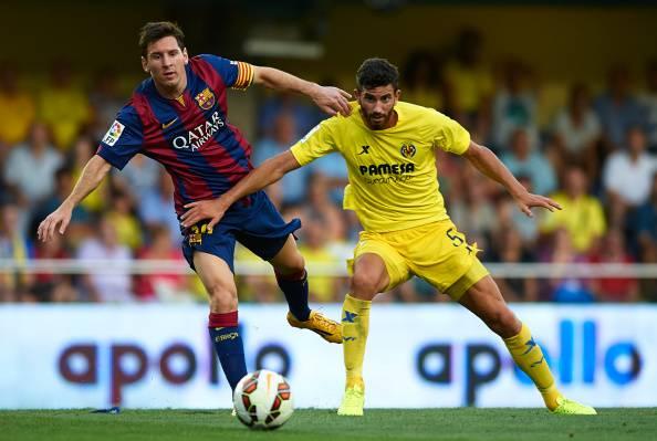 Lionel Messi e Mateo Pablo Musacchio