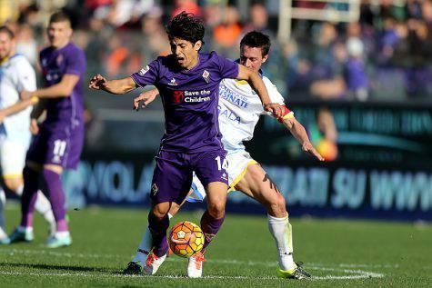 Fiorentina, ag. Mati Fernandez: