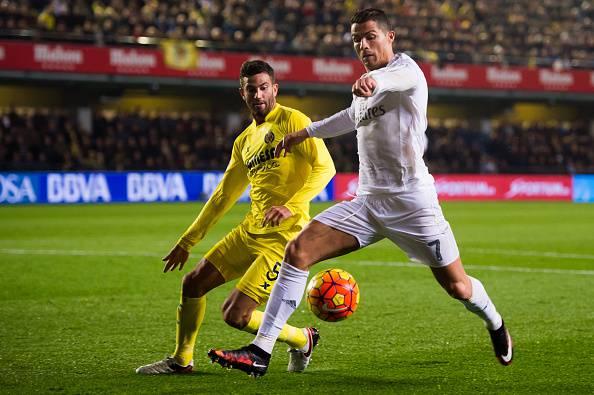 Cristiano Ronaldo e Mateo Pablo Musacchio