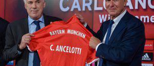 Carlo Ancelotti Karl-Heinz Rummenigge