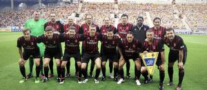 Formazione Milan Glorie