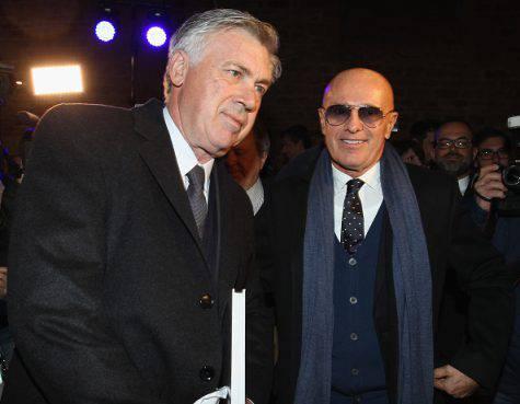 Arrigo Sacchi Carlo Ancelotti