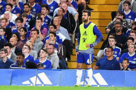 Milan, offerto Fabregas del Chelsea: i tifosi sognano