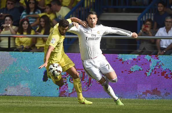 Mateo Musacchio Cristiano Ronaldo