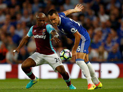 Zaza West Ham, nuovo assalto grazie all'infortunio di Ayew
