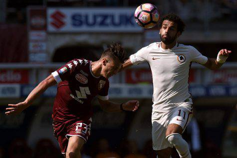 Antonio Barreca Mohamed Salah