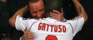 Gennaro Gattuso Silvio Berlusconi