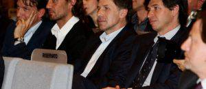 Stefano Eranio Paolo Maldini Franco Baresi Demetrio Albertini