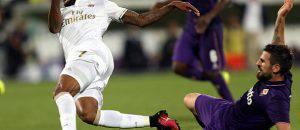 Il contatto Luiz Adriano-Tomovic (©getty images)
