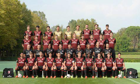 Primavera Milan 2016/17
