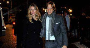 Massimo Ambrosini moglie paola