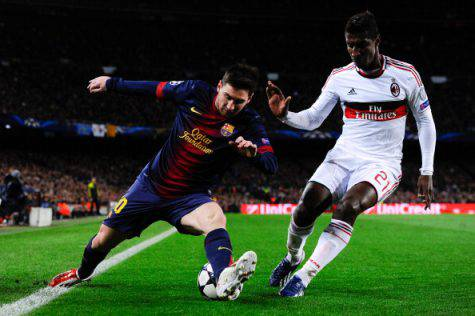 Lionel Messi Kevin Constant