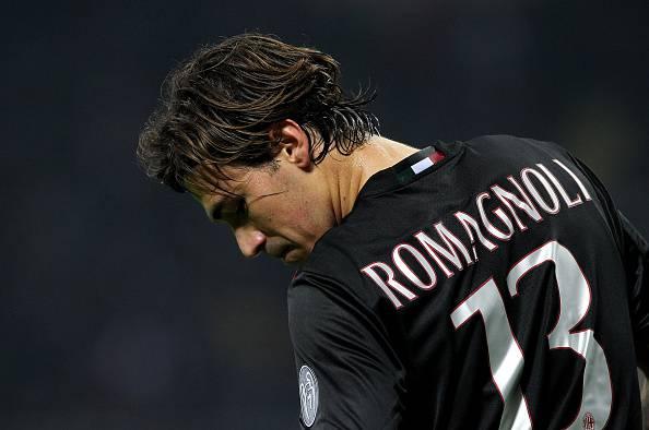 Milan, lesione muscolare per Alessio Romagnoli