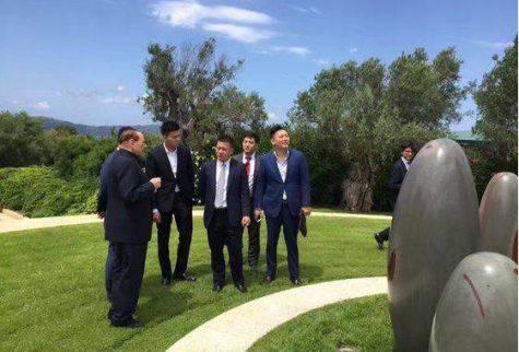 Berlusconi cinesi