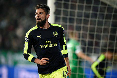 Giroud Serie A, che occasione: