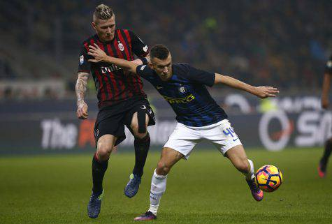 Juraj Kucka e Ivan Perisic (©getty images)