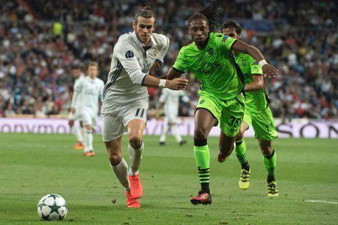 Gareth Bale e Nelson Semedo