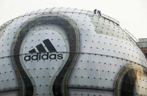 Adidas China (©getty images)