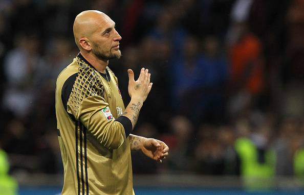 Abbiati torna al Milan come club manager