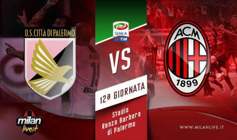 Palermo Milan