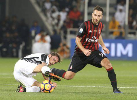 Claudio Marchisio Andrea Bertolacci