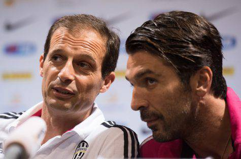 Allegri Buffon