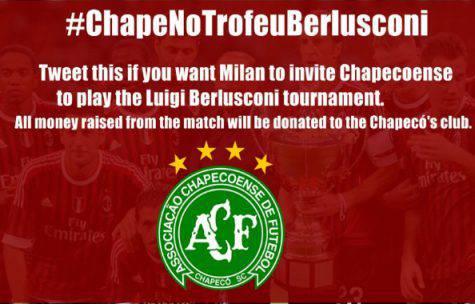 Milan Chapecoense