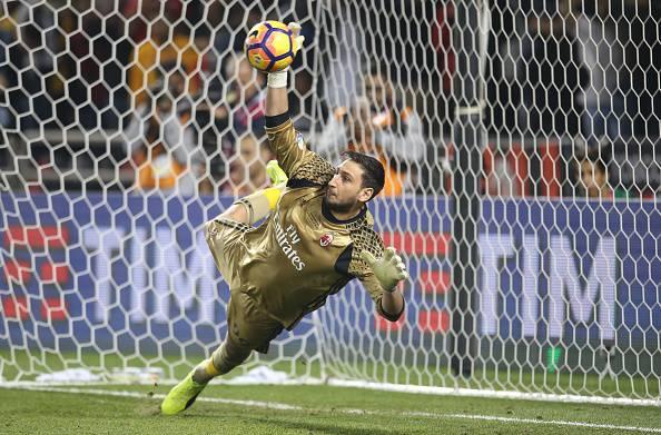 Seconda Maglia AC Milan GIANLUIGI DONNARUMMA
