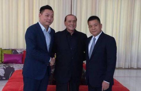 Silvio Berlusconi Yonghong Li Han Li