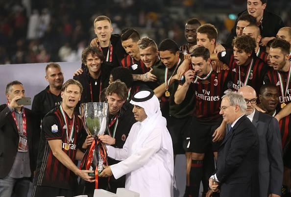 Juventus-Milan Supercoppa Tim 2016