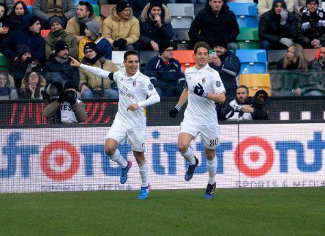 Giacomo Bonaventura e Mario Pasalic