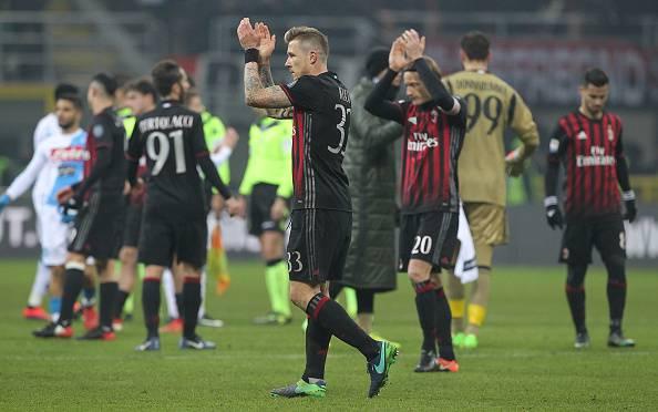 Milan Napoli