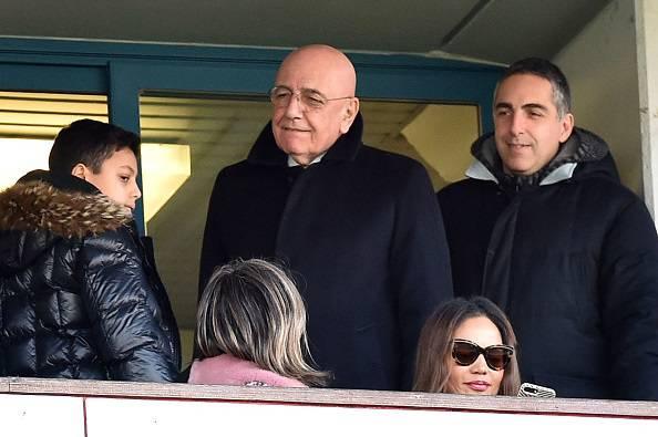Adriano Galliani figlio Gianluca