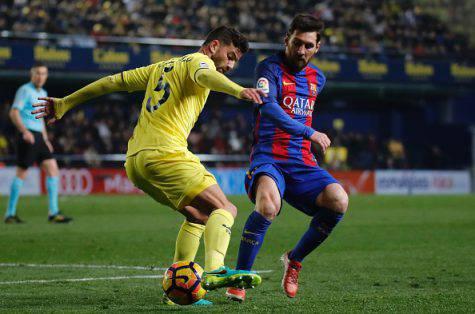 Mateo Musacchio Lionel Messi