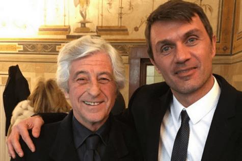 Paolo Maldini Gianni Rivera