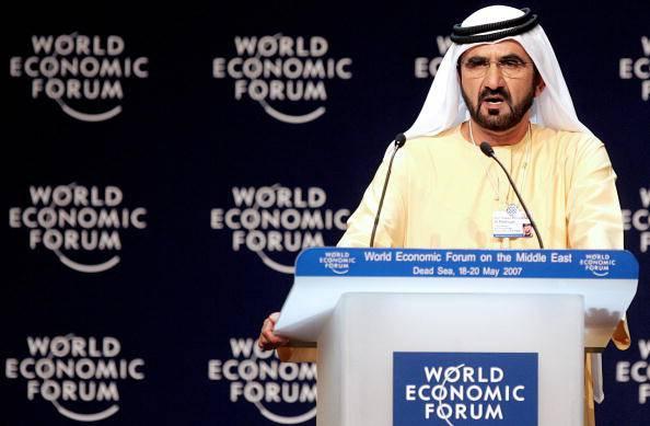 Sheikh Mohammed Bin Rashid al-Maktum