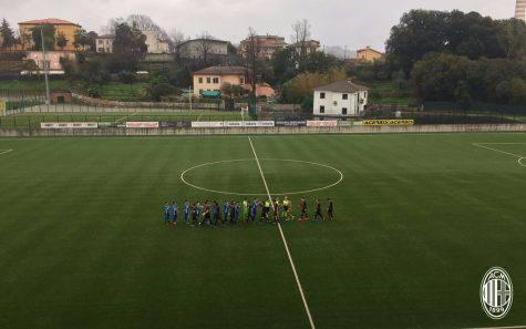 Viareggio Cup Empoli Milan