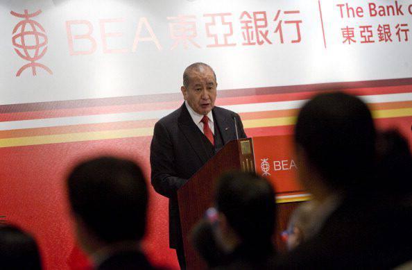 David Li Bank of east asia