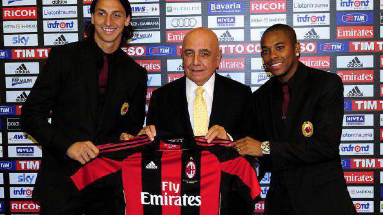 """Ibrahimovic: """"Milan, volevo restare. Galliani scucì lo Scudetto all'Inter"""""""