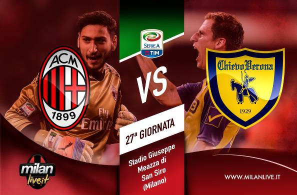Milan Chievo Verona