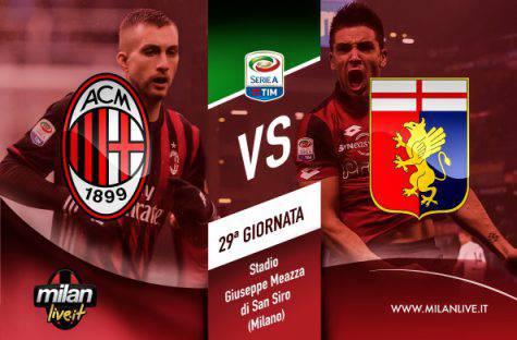 Milan Genoa