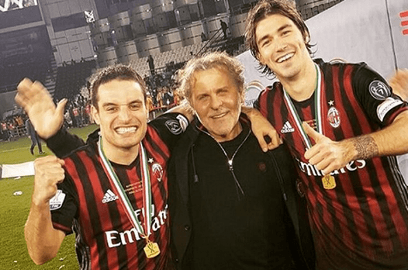 Renzo Rosso Giacomo Bonaventura Alessio Romagnoli