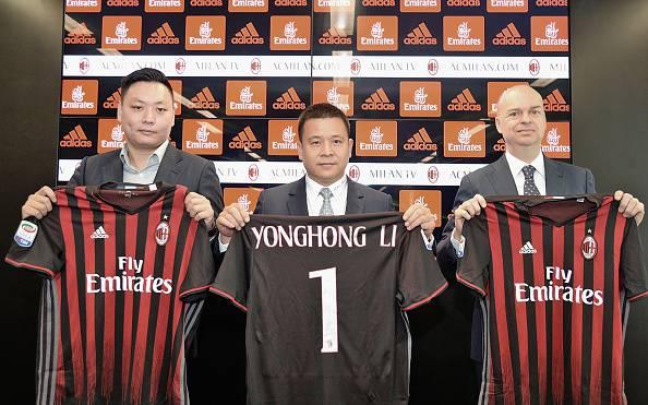 Yonghong Li Han Li Marco Fassone