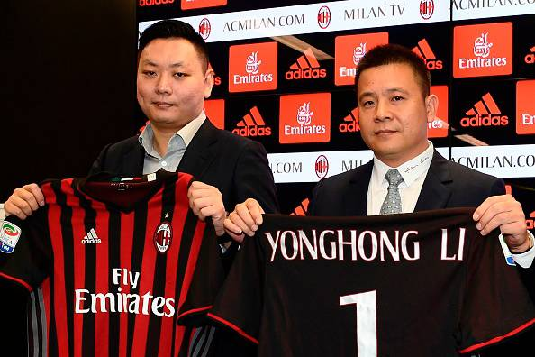 Han Li e Yonghong Li