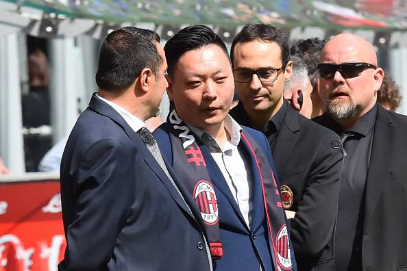 Massimiliano Mirabelli e David Han Li