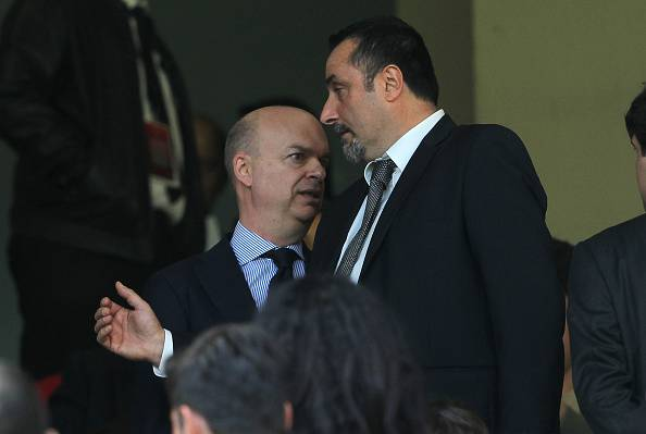 Marco Fassone Massimiliano Mirabelli